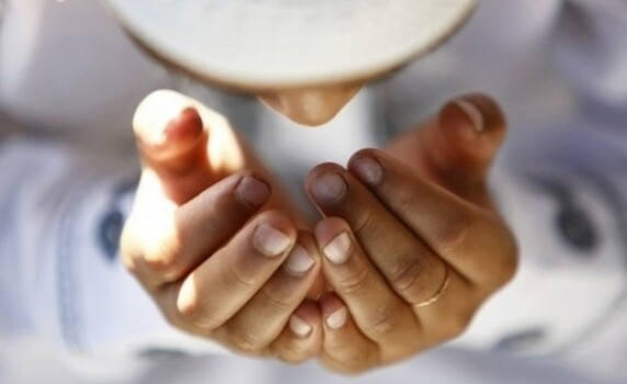 Ramazan ayının ilk gününün duası - İmsak və iftar vaxtı