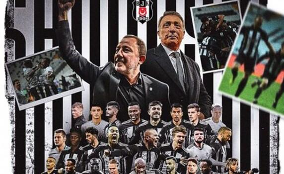 """""""Beşiktaş"""" çempion!"""