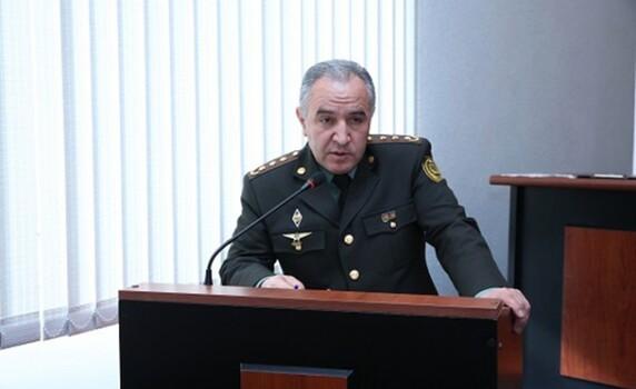 Rafiq Ramazanov da general oldu