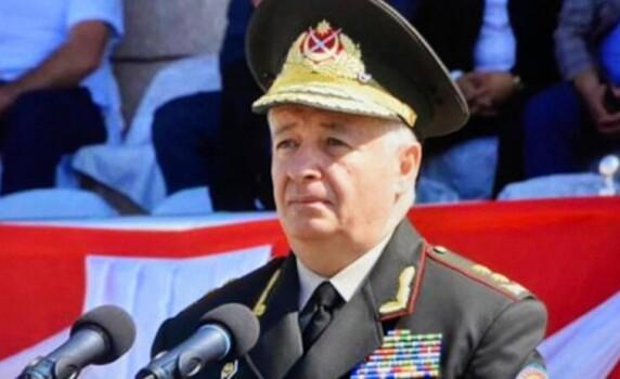 General Türkiyəyə getdi - Yanğınlara görə