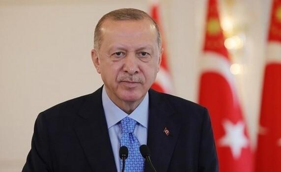 """Ərdoğan: """"Zəngəzur koridorunun açılması siyasi məsələdir"""""""