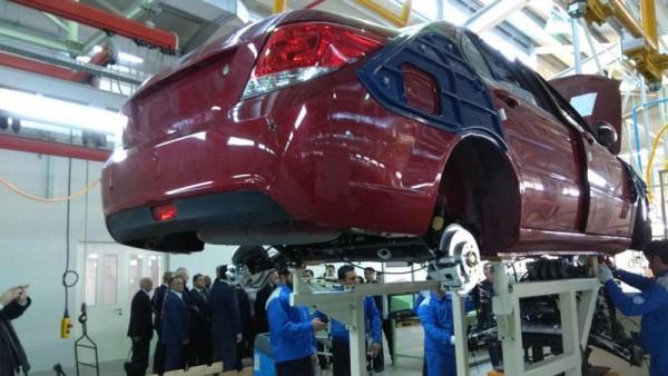 Azərbaycanda 458 avtomobil istehsal olundu