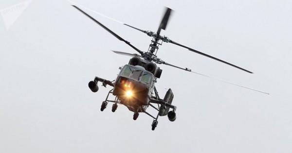 Rusiyada helikopter qəzası: 1 nəfər öldü, 1 yaralı