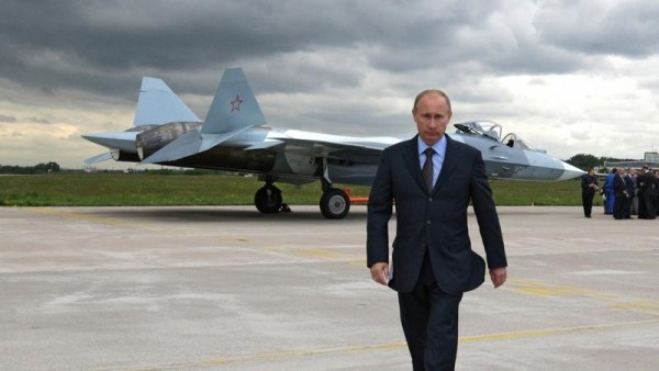 Putin yeni bombardman təyyarə hazırlatdırır