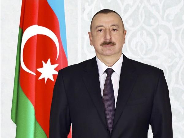 Prezident İlham Əliyev Kamboca Kralını təbrik edib