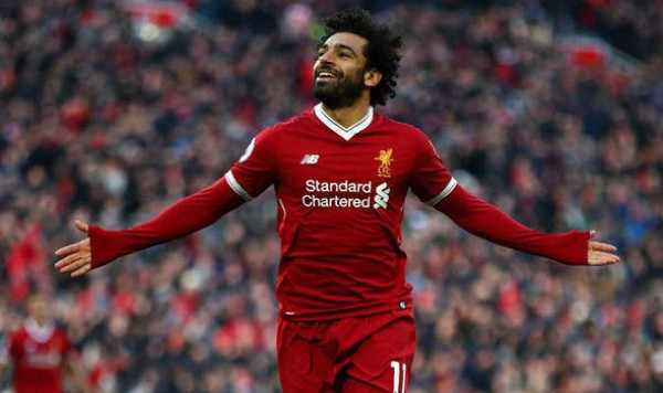 Məhəmməd Salah Afrikanın ən yaxşı futbolçusu seçilib