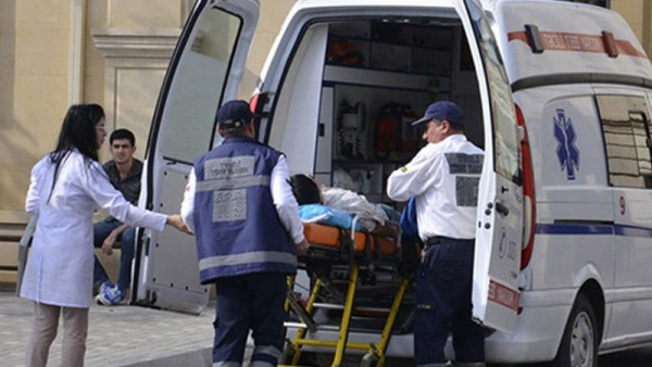 Mingəçevirdə EHTİYATSIZLIQ - 5 yaşlı uşaq yandı