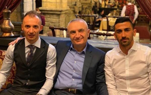 """""""Qarabağ"""" və """"Qəbələ"""" futbolçuları prezidentlə görüşdülər"""