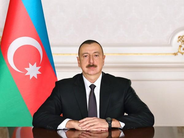 Prezident İlham Əliyev banqladeşli həmkarına təbrik məktubu göndərib