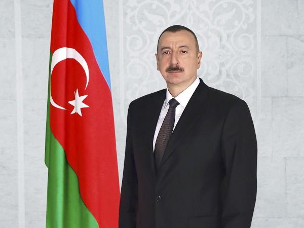 Prezident İlham Əliyev Lüksemburqun Böyük Hersoqu Anriyə başsağlığı verib