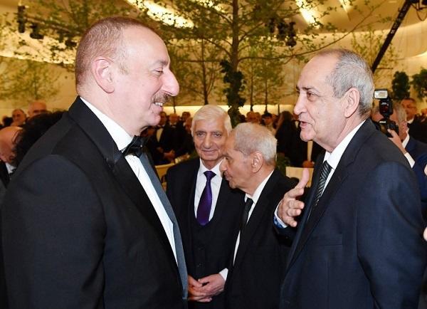 """Rasim Balayev Prezident İlham Əliyevlə görüşündən danışdı: """"Ölkə rəhbəri mənə dedi ki..."""""""