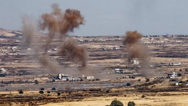 Silahlılar Suriyada 9 yaşayış məntəqəsini atəşə tutublar