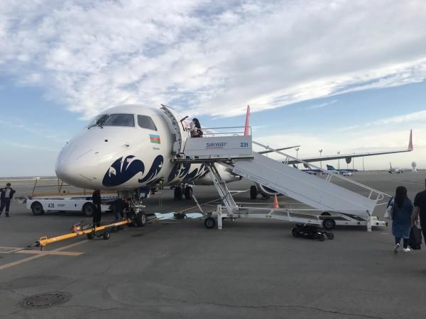 Bakıdan Odessaya birbaşa uçuşlar başlayıb