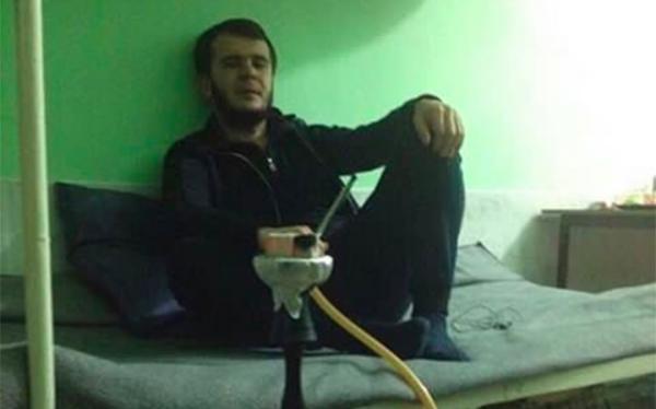 ''Dnepr Malış''ın həbsdən fotoları yayıldı