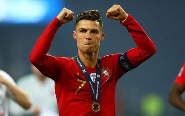 Ronaldo 5-ci oldu