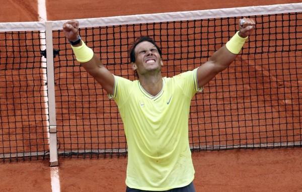 """Nadal 12-ci dəfə """"Roland Garros"""" turnirinin qalibi olub"""