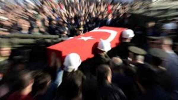 Türkiyə ŞƏHİD VERDİ