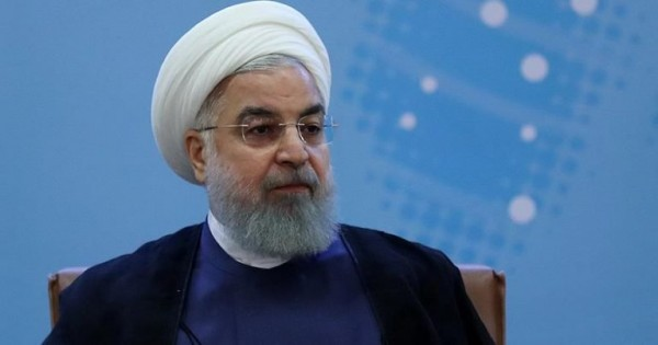 """Həsən Ruhani: """"ABŞ bütün beynəlxalq qaydaları pozur"""""""