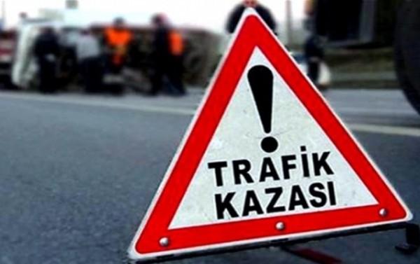 Antalyada qəza - 7 turist yaralandı