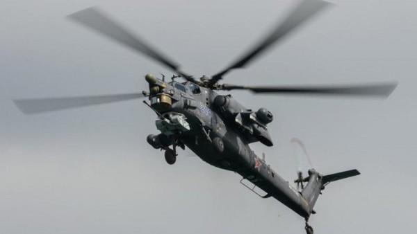 Ordu helikopterləri havaya qaldırdı - Bu günə qədər ən güclü...
