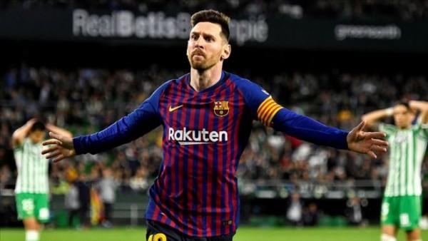 Lionel Messidən xeyirxah addım