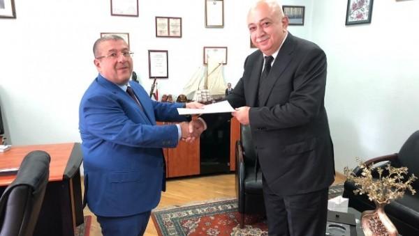 Gürcüstan Azərbaycana yeni baş konsul təyin etdi