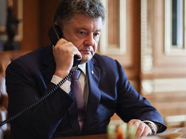 Poroşenko sorğuya çağırıldı