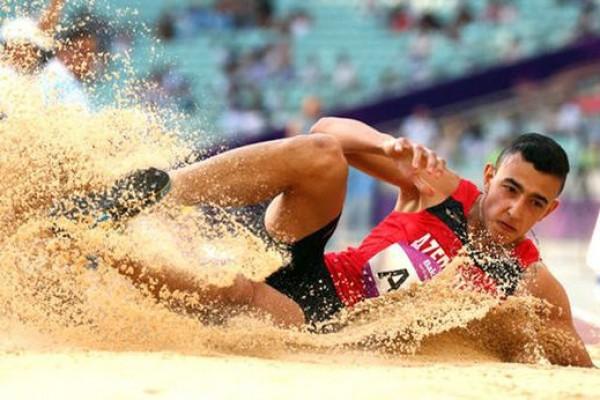 Nazim Babayev ikinci dəfə Universiadanın qalibi oldu
