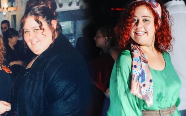 """""""Hercai"""" serialına görə 93 kiloqram verdi - FOTOLAR"""
