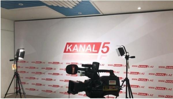 Azərbaycanda KANAL 5 fəaliyyətə başladı