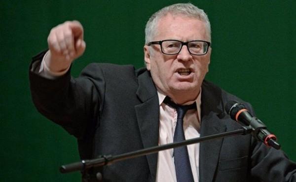 Jirinovski NATO təyyarələrini vurmağı təklif etdi
