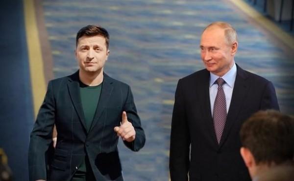 Zelenski Putinə G8-ə qayıtmağın yolunu təklif etdi: Krımı qaytar