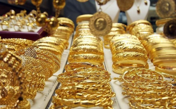 Ölkənin qızıl-gümüş bazarında SON QİYMƏTLƏR