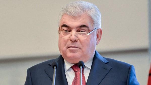 Ziya Məmmədovun göydələn ofisi SÖKÜLÜR (FOTOLAR)