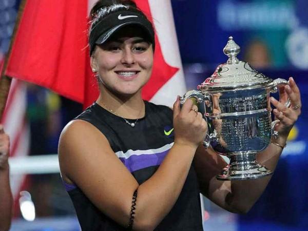 Tennisin yüksələn ulduzu: Bianka Andreesku