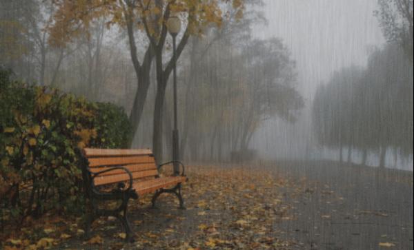 Bu gün yağış yağacaq, duman olacaq