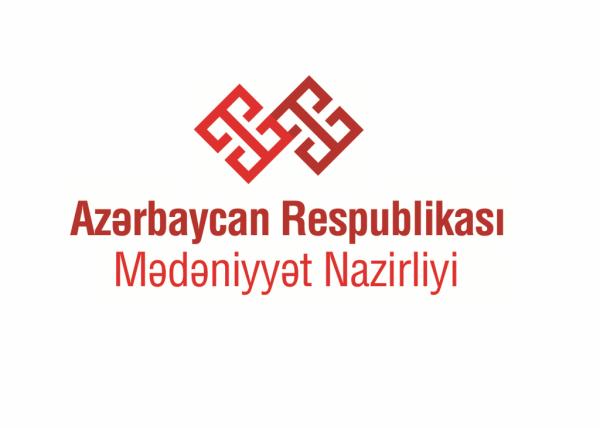 Mədəniyyət Nazirliyinin İnformasiya və ictimaiyyətlə əlaqələr şöbəsinin məlumatı