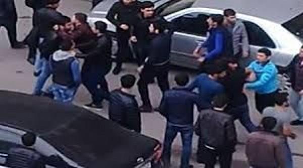 Tbilisidə azərbaycanlılarla gürcülər arasında kütləvi DAVA BAŞ VERİB