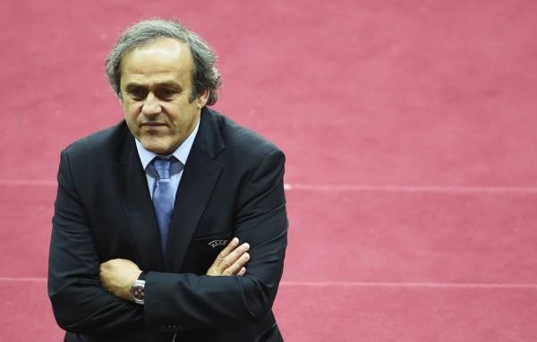 Platini UEFA-dan əməkhaqqı borcunu tələb edir