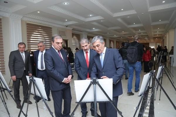 """Gəncədə II """"Fantaziya"""" mədəni irs festivalı çərçivəsində silsilə tədbirlər keçirilir"""