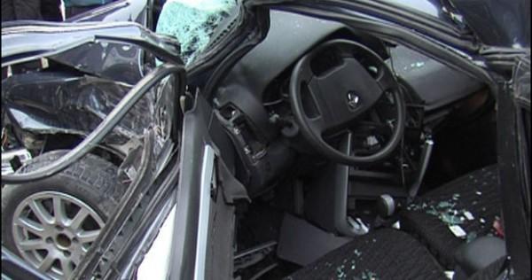 Salyanda avtomobil aşdı, 1 nəfər öldü, 2 nəfər yaralandı