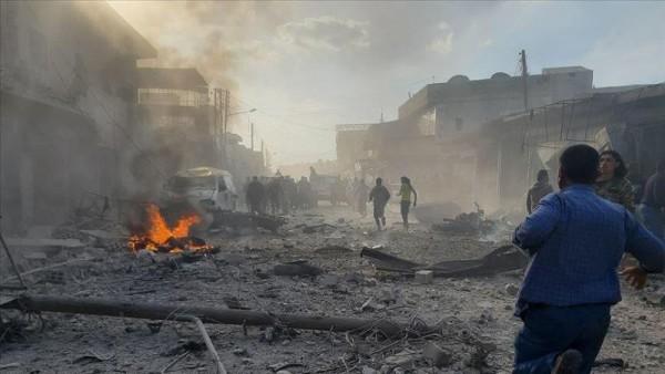 PKK Suriyada 18 mülki vətəndaşı öldürdü