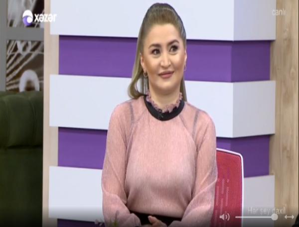 Fədayə Laçın 1 saatda qazandığı pulun məbləğini açıqladı - VİDEO