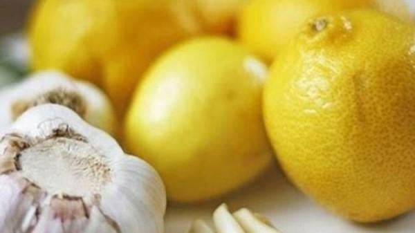 Limon suyunu sarımsaqla qarışdırıb için - 2 gün sonra...