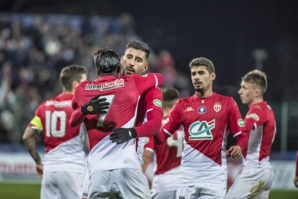 """Monako"" Fransa kubokunun 1/8 finalına çıxıb"