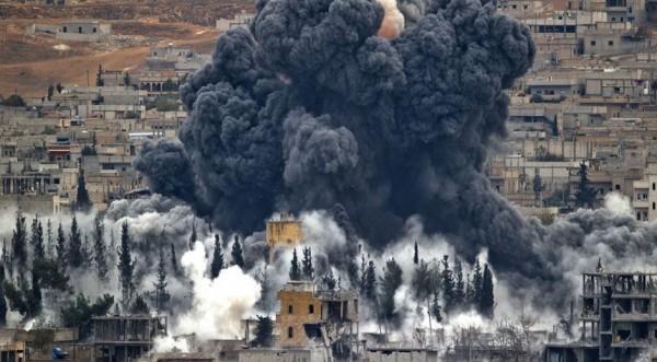 Türkiyə-Suriya sərhədində terror: Ölənlər var