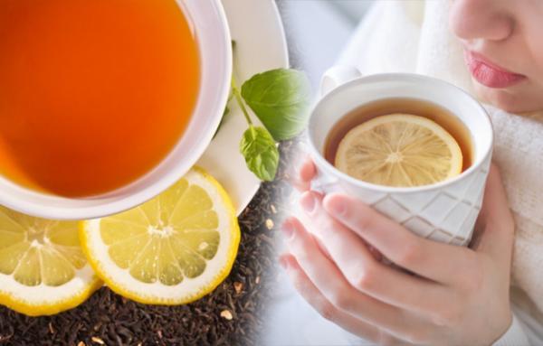 Diqqət: Bu şəxslərə limonlu çay içmək olmaz