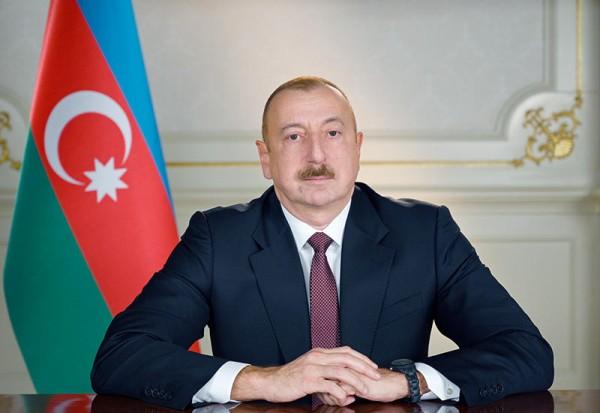 Prezident İlham Əliyev milli komandamızı təbrik etdi
