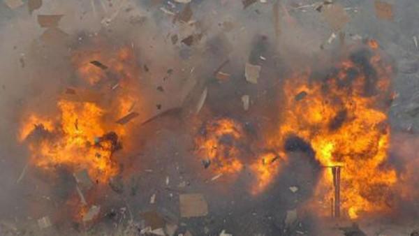 Pakistanda DƏHŞƏT - Çox sayda ölü və yarlı var
