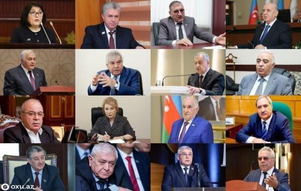 Yaşı 65-i keçən deputatlar parlamentin iclasına qatılacaq? - RƏSMİ